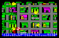 Ghostbusters Amstrad CPC 21