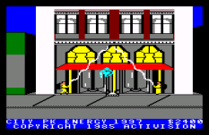 Ghostbusters Amstrad CPC 22