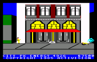 Ghostbusters Amstrad CPC 31