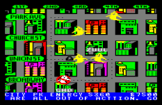 Ghostbusters Amstrad CPC 32