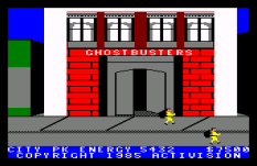 Ghostbusters Amstrad CPC 33