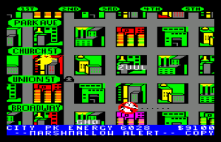 Ghostbusters Amstrad CPC 34