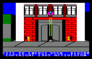 Ghostbusters Amstrad CPC 42