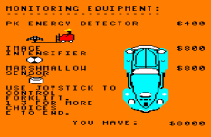 Ghostbusters Amstrad CPC 44