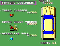 Ghostbusters Master System 21