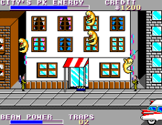 Ghostbusters Master System 33