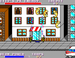 Ghostbusters Master System 61