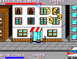 Ghostbusters Master System 62