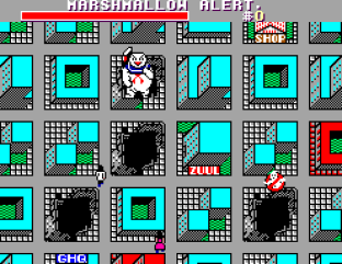 Ghostbusters Master System 64