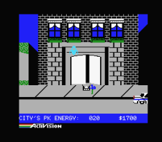 Ghostbusters MSX 10