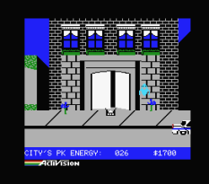Ghostbusters MSX 11