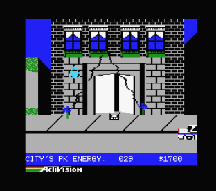 Ghostbusters MSX 12