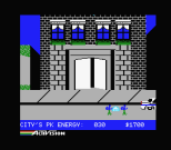 Ghostbusters MSX 14