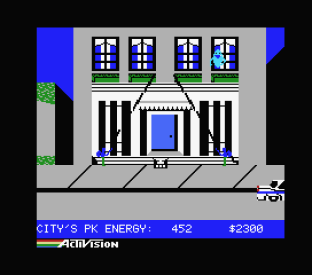 Ghostbusters MSX 20