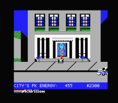 Ghostbusters MSX 21