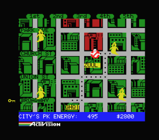 Ghostbusters MSX 23