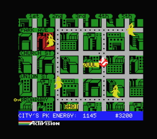 Ghostbusters MSX 31