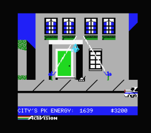 Ghostbusters MSX 42