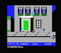Ghostbusters MSX 43