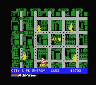 Ghostbusters MSX 45