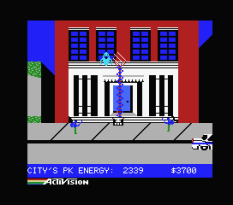 Ghostbusters MSX 54