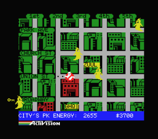 Ghostbusters MSX 56