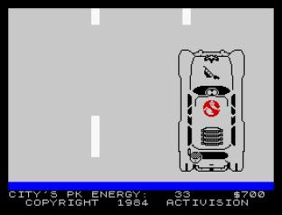 Ghostbusters ZX Spectrum 09