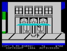 Ghostbusters ZX Spectrum 10