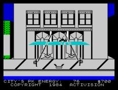 Ghostbusters ZX Spectrum 11