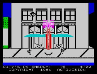 Ghostbusters ZX Spectrum 12