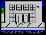 Ghostbusters ZX Spectrum 16