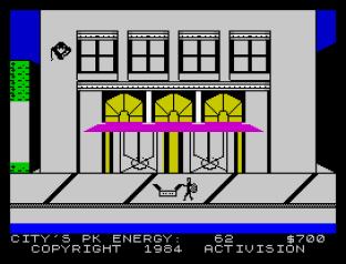 Ghostbusters ZX Spectrum 20