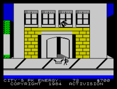 Ghostbusters ZX Spectrum 22