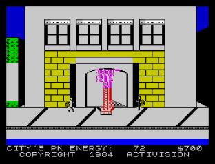 Ghostbusters ZX Spectrum 23