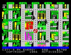 Ghostbusters ZX Spectrum 32