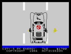 Ghostbusters ZX Spectrum 33