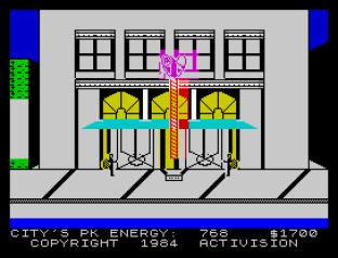 Ghostbusters ZX Spectrum 34