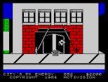 Ghostbusters ZX Spectrum 38