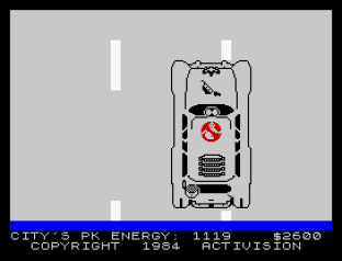 Ghostbusters ZX Spectrum 42