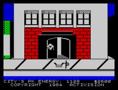 Ghostbusters ZX Spectrum 43