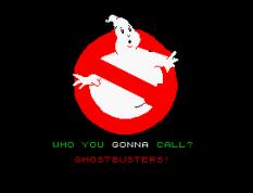 Ghostbusters ZX Spectrum 44