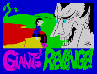 Giant's Revenge ZX Spectrum 01