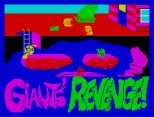 Giant's Revenge ZX Spectrum 03
