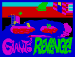 Giant's Revenge ZX Spectrum 04