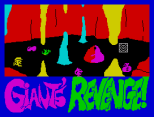 Giant's Revenge ZX Spectrum 07