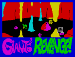 Giant's Revenge ZX Spectrum 08
