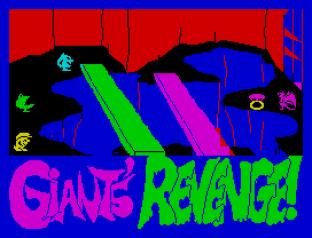 Giant's Revenge ZX Spectrum 09