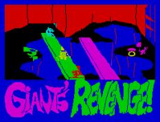Giant's Revenge ZX Spectrum 10