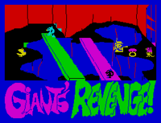Giant's Revenge ZX Spectrum 11