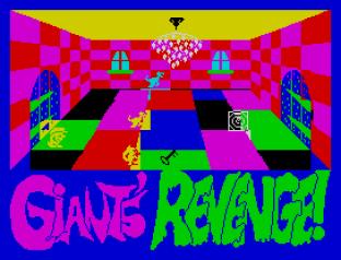 Giant's Revenge ZX Spectrum 12
